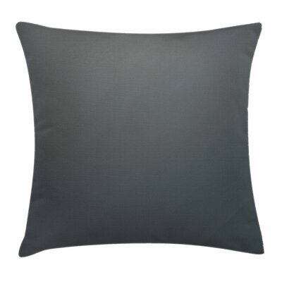 Plain Abstract Square Pillow Cover Size: 18 x 18