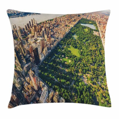 United States Central Park View Square Pillow Cover ETHE1562 44278901