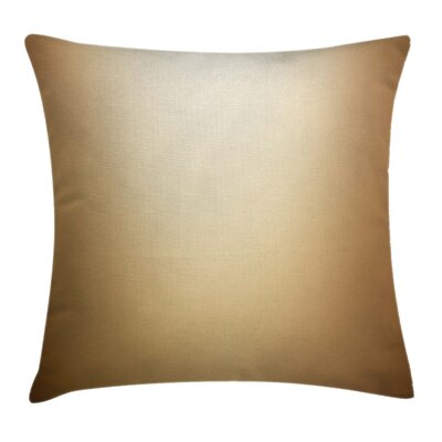Plain Soft Modern Square Pillow Cover Size: 18 x 18
