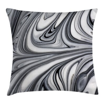 Surreal Art Square Pillow Cover Size: 24 x 24