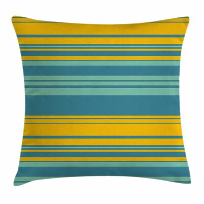 Modern Square Pillow Cover Size: 18 x 18