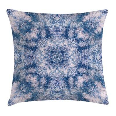 Bohemian Oriental Pattern Square Pillow Cover Size: 20 x 20