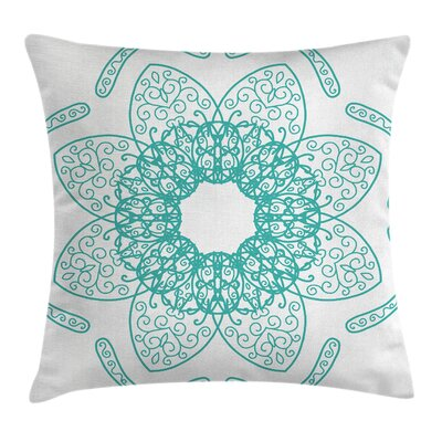 Bohemian Persian Style Oriental Pillow Cover Size: 20 x 20