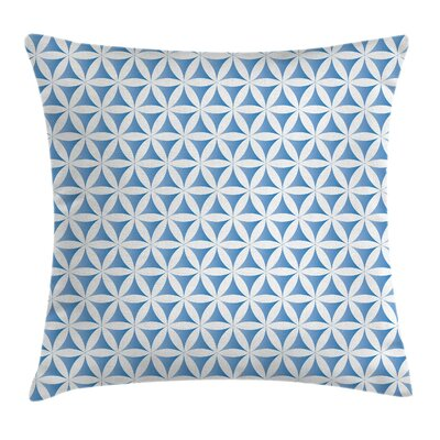 Flower of Life Alchemy Cosmos Pillow Cover Size: 18 x 18