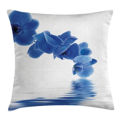 Orchid Zen Decor Bridal Pillow Cover Size: 16 x 16