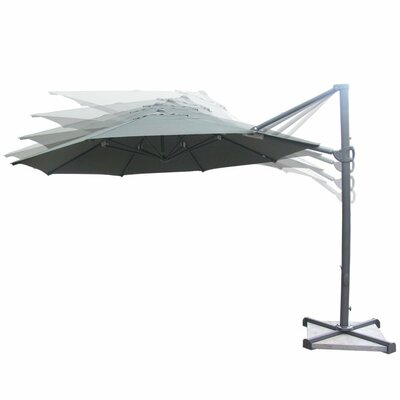 11 Cantilever Umbrella