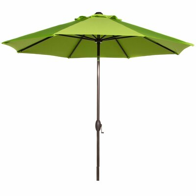 9 Market Umbrella Color: Green