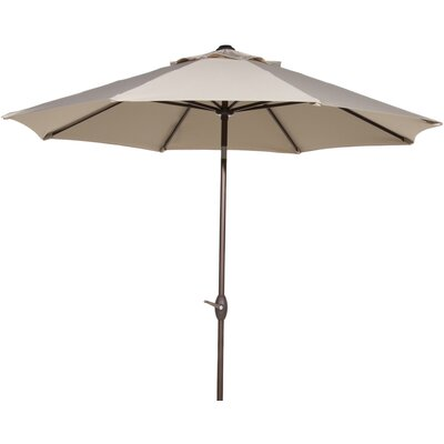 Abba Patio 9' Market Umbrella AP9388CTADG