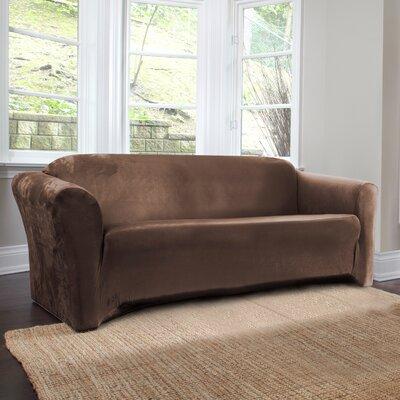 Harper Sofa Slipcover Upholstery: Bark