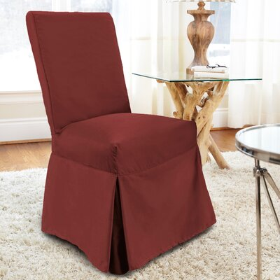 Muskoka Polyester Dining Chair Slipcover