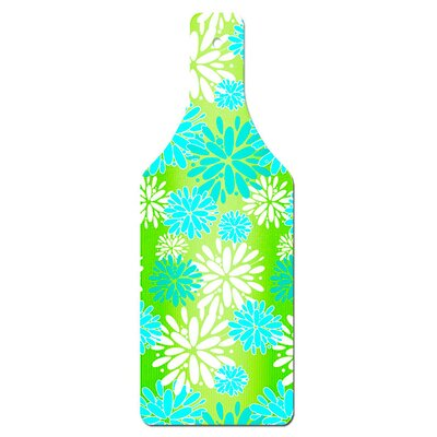 Floral Cutting Board Color: Blue GMD1204BlueFloral