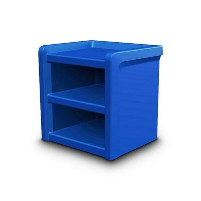 Endurance Nightstand Color: Slate Blue