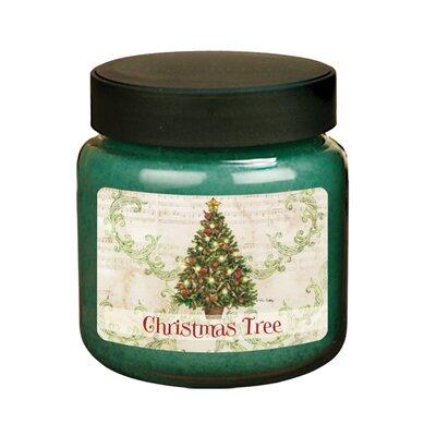 Christmas Tree Jar