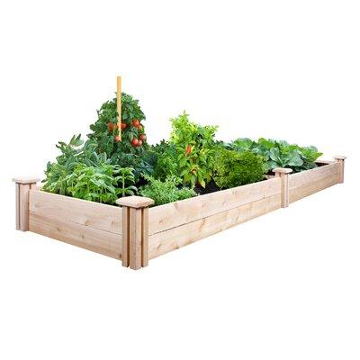 Cedar Raised Garden RC24967