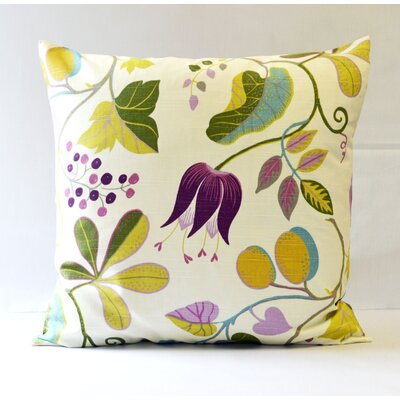 Fauna Throw Pillow