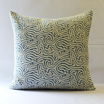Devon 100% Cotton Throw Pillow