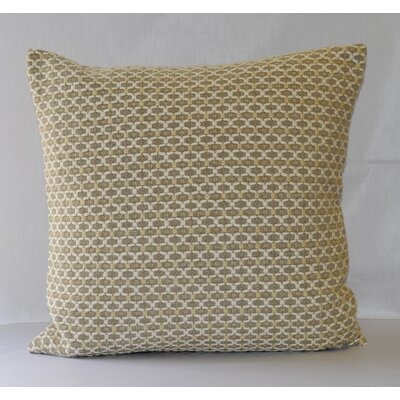 Dorset Throw Pillow Color: Natural