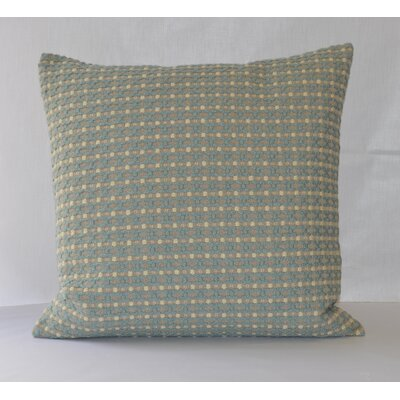 Dorset Throw Pillow Color: Blue