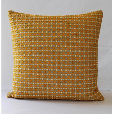 Dorset Throw Pillow Color: Gold