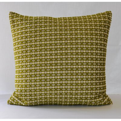 Dorset Throw Pillow Color: Green