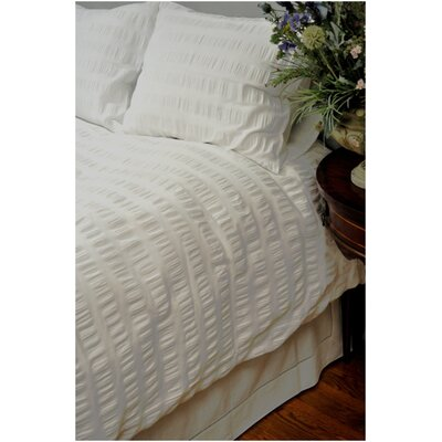 Sanibel Duvet Cover Set Size: Twin