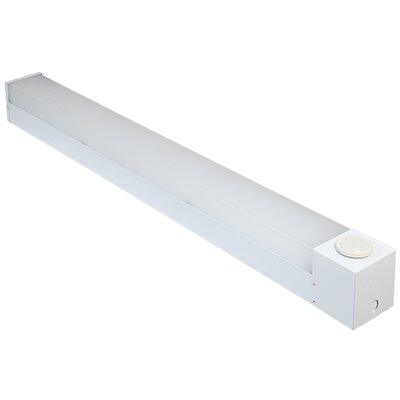 LED Motion Sensor Fixture