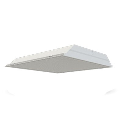 LED Flush Mount Troffer