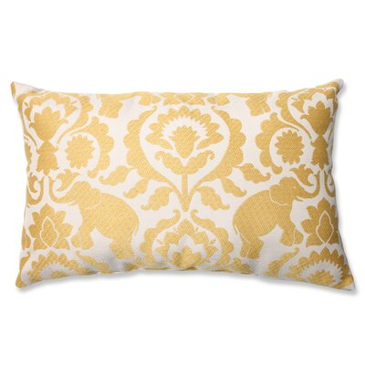 Eriq Lumbar Pillow Color: Topaz