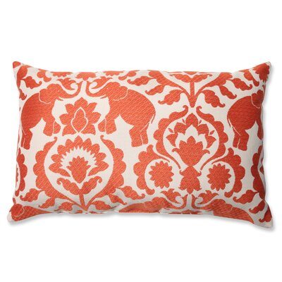Eriq Lumbar Pillow Color: Spice