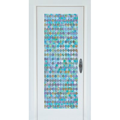 Delia Peacock Door Window Film BNGL1040 25321661
