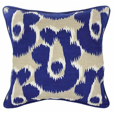 Chaura Cotton/Linen Throw Pillow