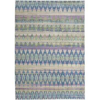 Thanh Purple Area Rug Rug Size: 8 x 10