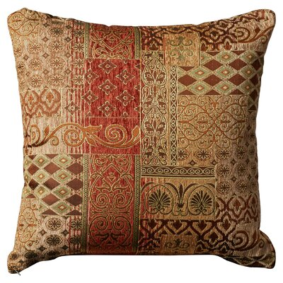 Lenzee Throw Pillow Size: 26 H x 26 W x 6 D