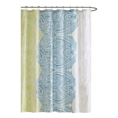 Edgard 14 Piece Shower Curtain Set Color: Multi