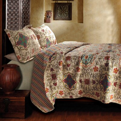 Koge Reversible Quilt Set Size: Twin