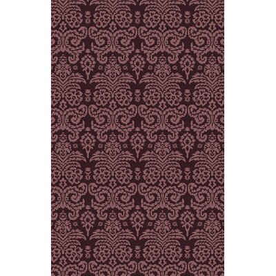 Kessel Hand Tufed Purple Area Rug Rug Size: Rectangle 9 x 13