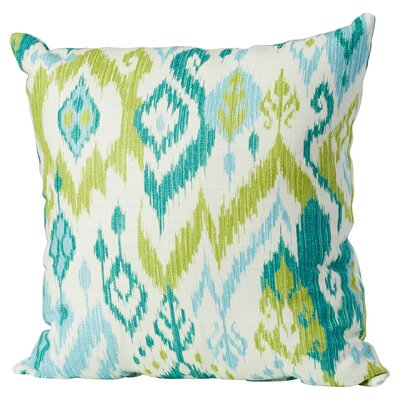 Hillerod 100% Cotton Throw Pillow Size: 16.5