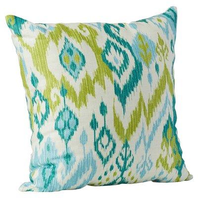 Hillerod 100% Cotton Throw Pillow Size: 23