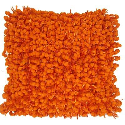 Heerlen Throw Pillow Color: Orange
