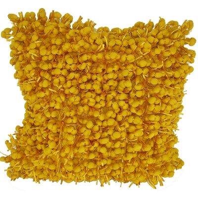 Heerlen Throw Pillow Color: Yellow