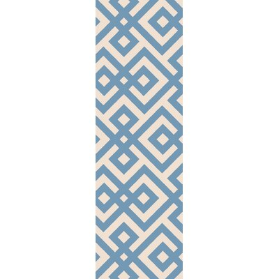 Jaya Hand-Woven Area Rug Rug Size: Runner 26 x 8