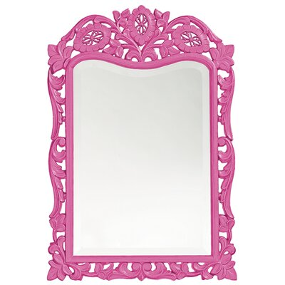 Oui-poin Wall Mirror Finish: Hot Pink