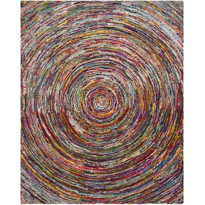 Anaheim Hand-Tufted Area Rug Rug Size: Rectangle 8' x 10'