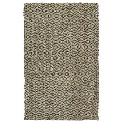 Carolus Hand-Loomed Light Brown Area Rug Rug Size: 8 x 10