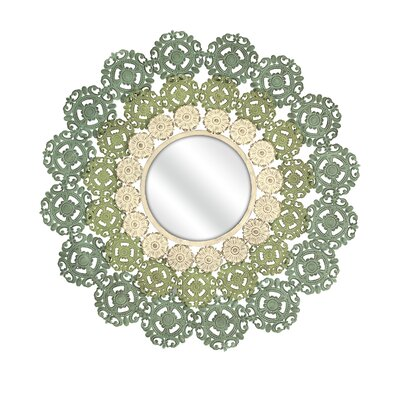 Portobello Medallion Mirror