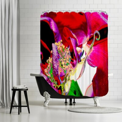 Rose Anne Colavito Shower Curtain