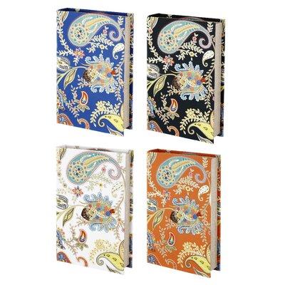 4 Piece Book Box Set
