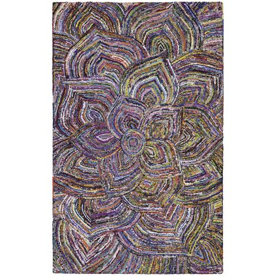 Anaheim Hand Tufted Cotton Area Rug Rug Size: 3 x 5