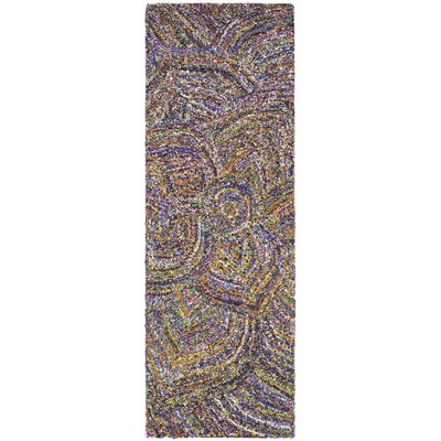 Anaheim Hand Tufted Cotton Area Rug Rug Size: Runner 23 x 7