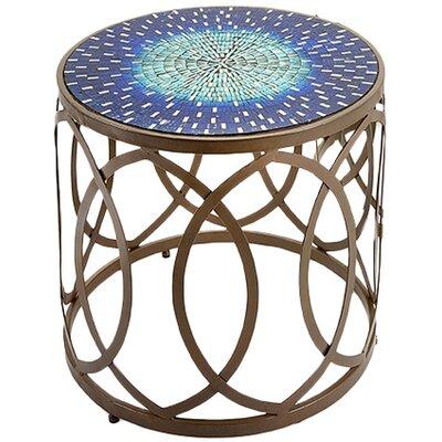 Nandita Mosaic End Table